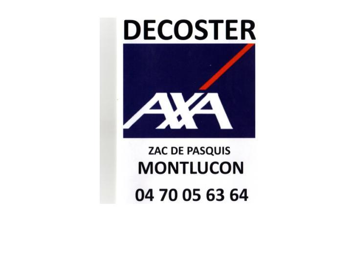 AXA - Decoster