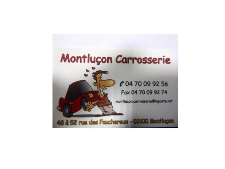 Montluçon Carrosserie
