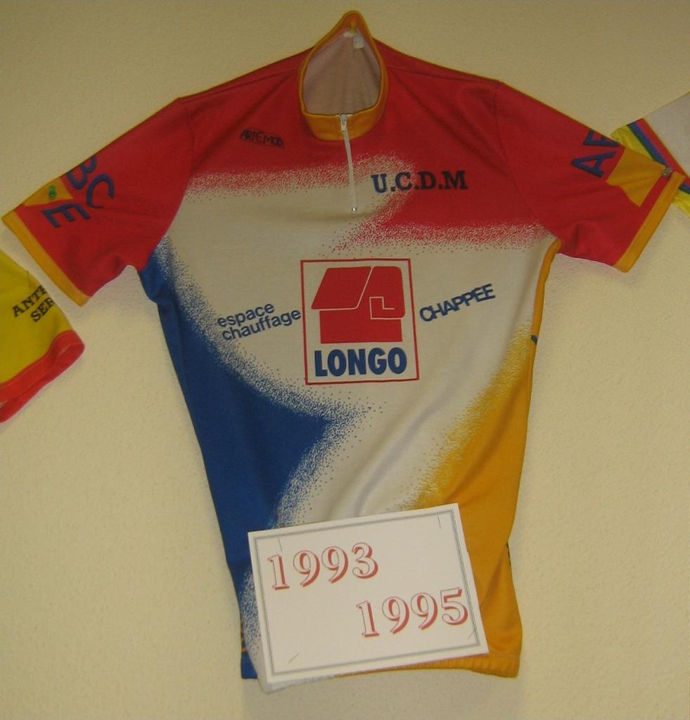 Historique de l 39 union cycliste dom rat montlu on for Garage peugeot montlucon